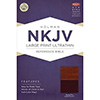 NKJV Large Print Ultrathin Reference
