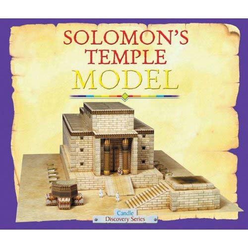 Chula Vista Books - Solomon's Temple Model