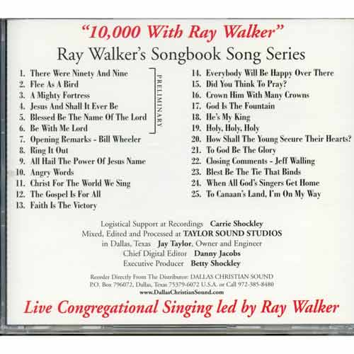 10,000 With Ray Walker